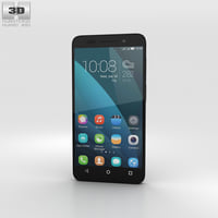 huawei honor 4x 3D model