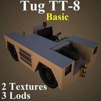 tug basic 3D
