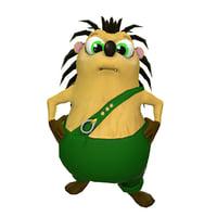 Pepe Porcupine