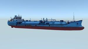 3D gas 2200 m3