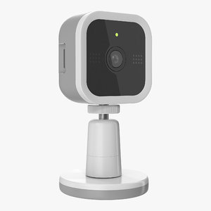 wireless hd camera 3D model