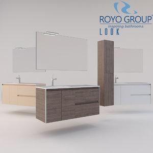 royo group 1200 looks 3D model