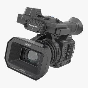 3D hd camcorder panasonic hc