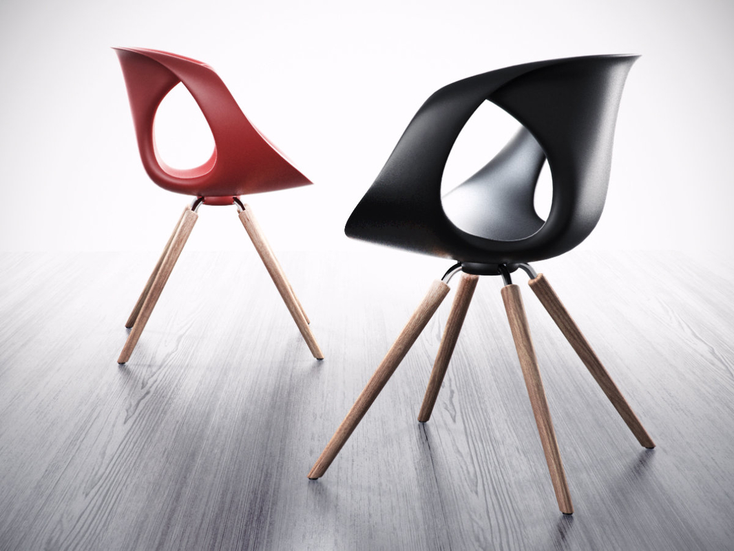 3D chair tonon
