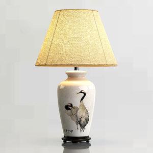 3D japanese lamp