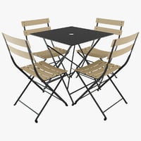 Fermob Bistro Table Chair
