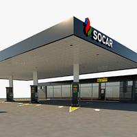 Socar station