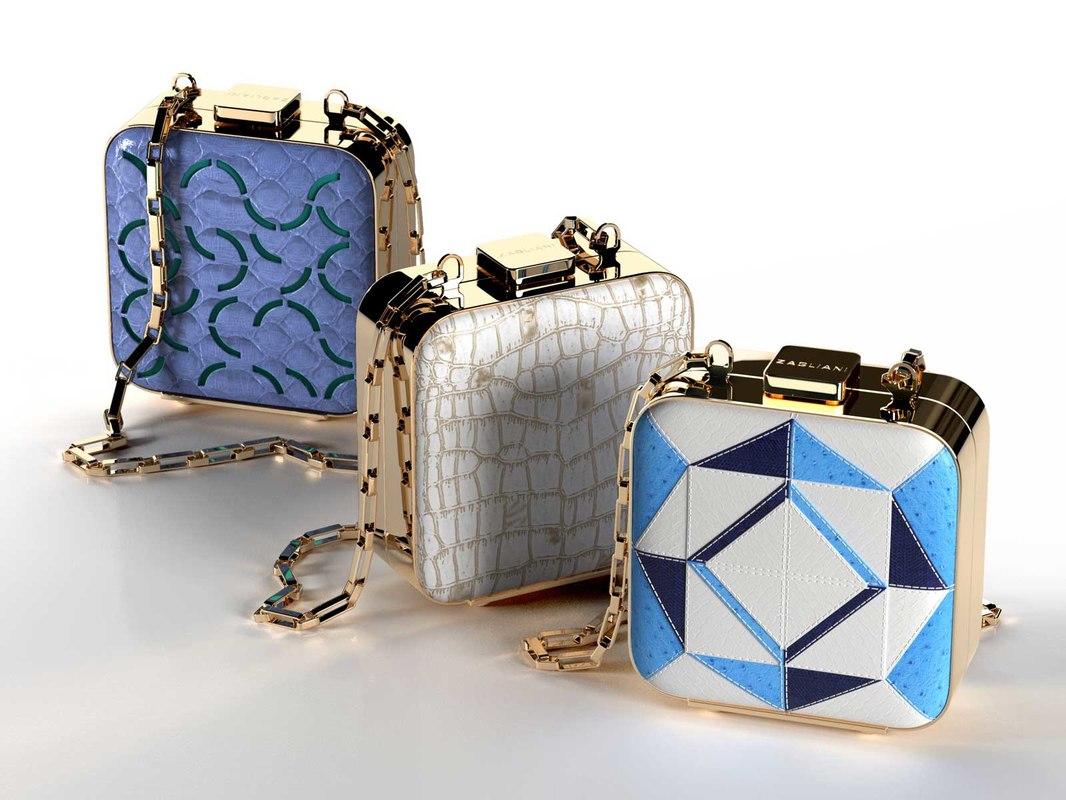 3D model vanity case