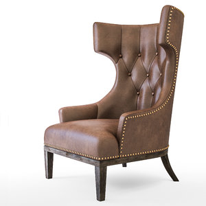 chair wing mr model
