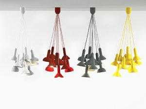3D torch bunch 10