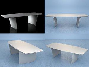 air table 3D model