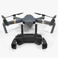 DJI Mavic Pro Quadcopter with Remote Controller