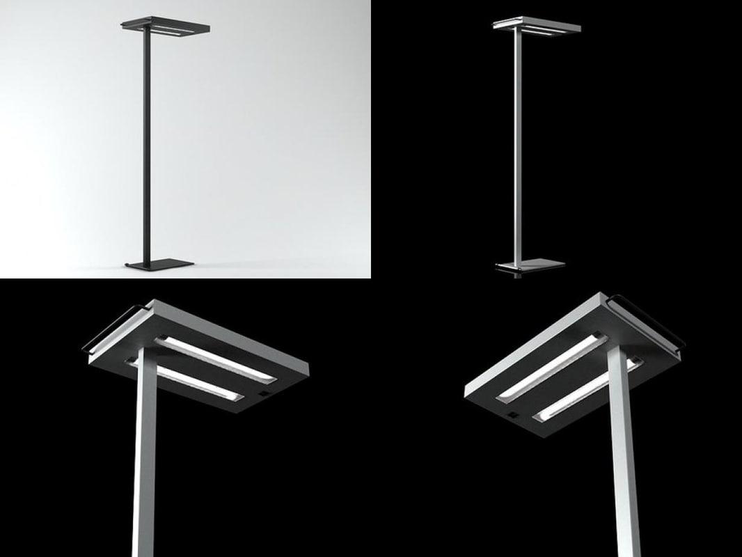 trolley artemide 3D model