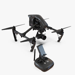 dji inspire 1 quadcopter model