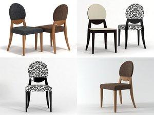 3D model chair 07