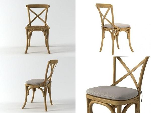 madeleine chair model