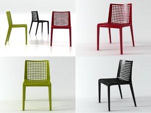 288 chair 3D