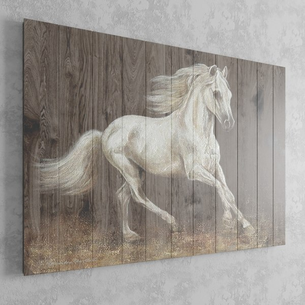 paint horse 3D model