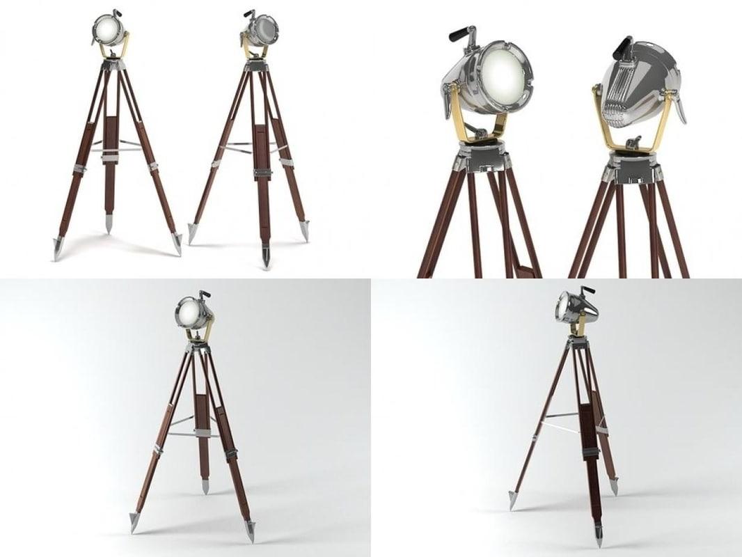 spot light model