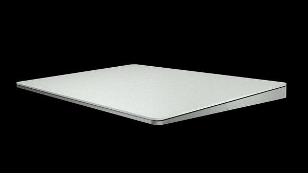 trackpad 3D model