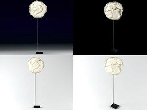 cloud-10 vitra 3D model