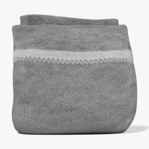 grey socks model