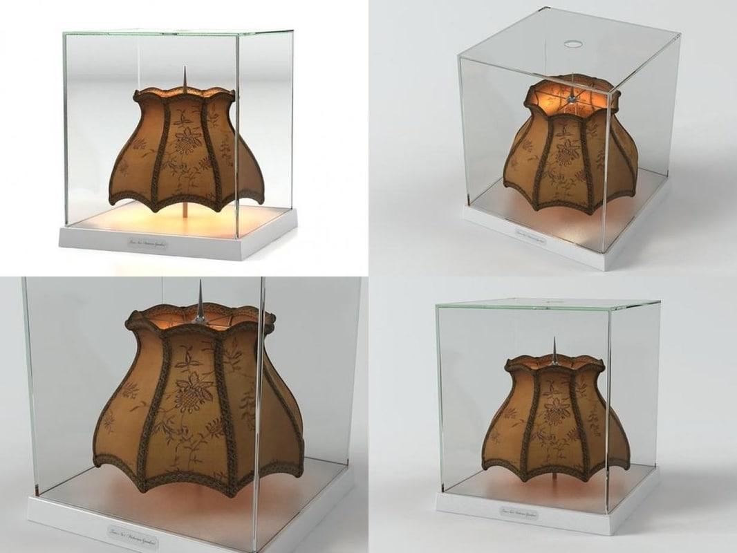 teca mini victorian grandeur 3D model