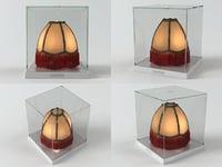 3D teca mini renaissance dome