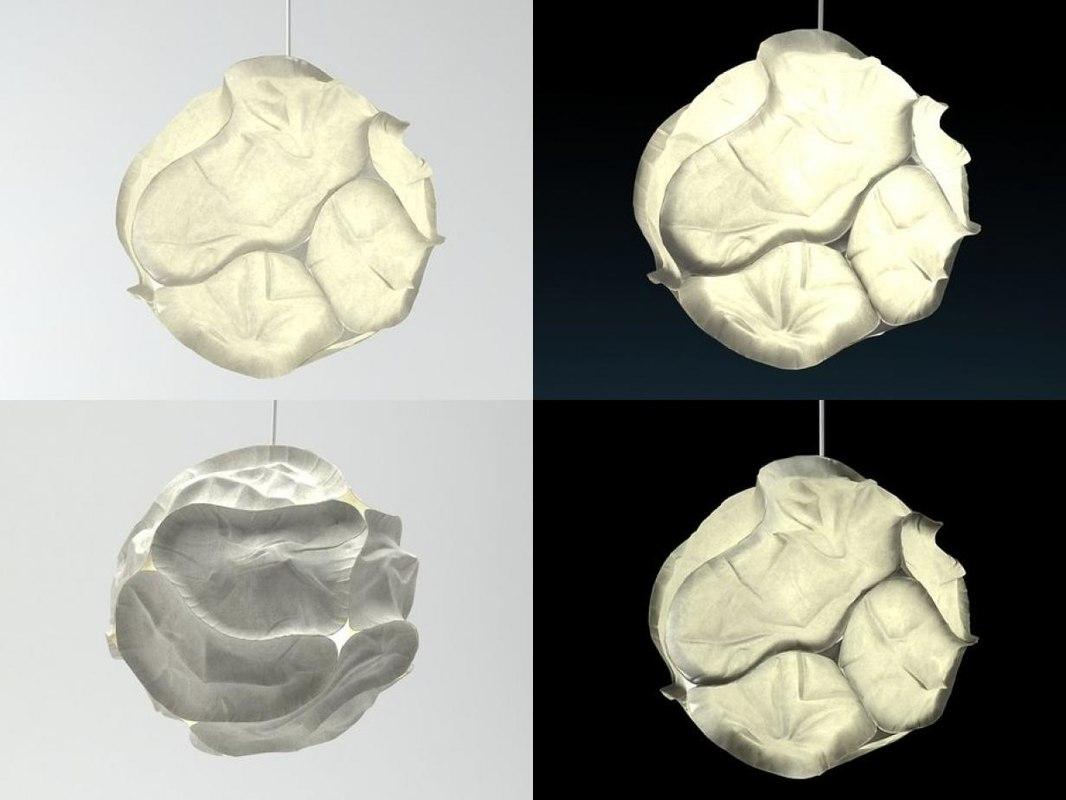 3D model cloud vitra