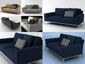 park sofa 185 3D