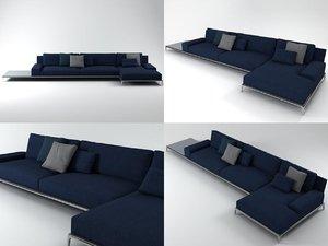 park sofa 01 model