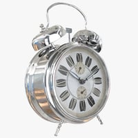 3D alarm clock old model