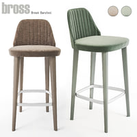 Break Barstool by Bross