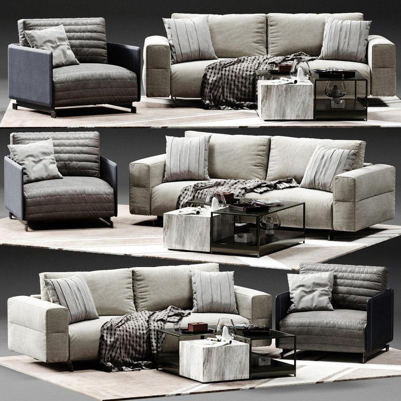 ditre italia bag sofa model