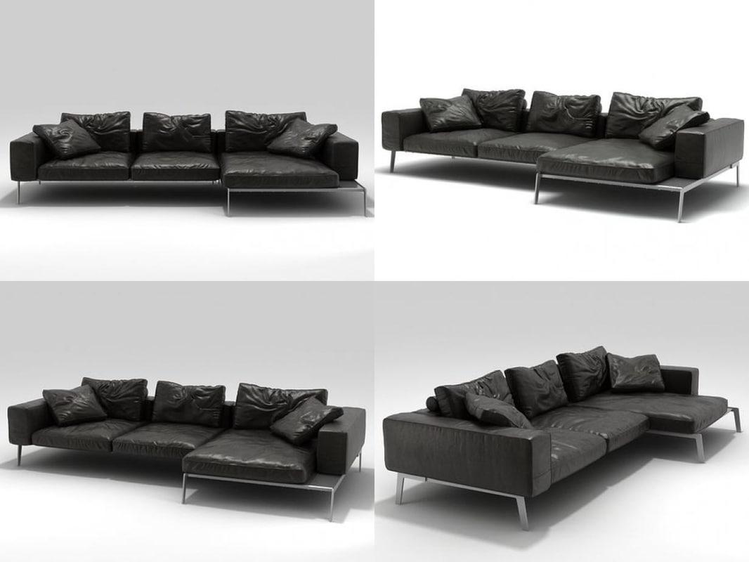 3D lifesteel sofa 02