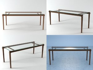 nilo tables 3D model