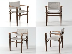 nilo chair 3D