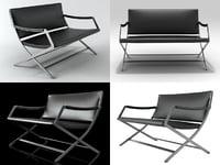 paul sofa 3D model