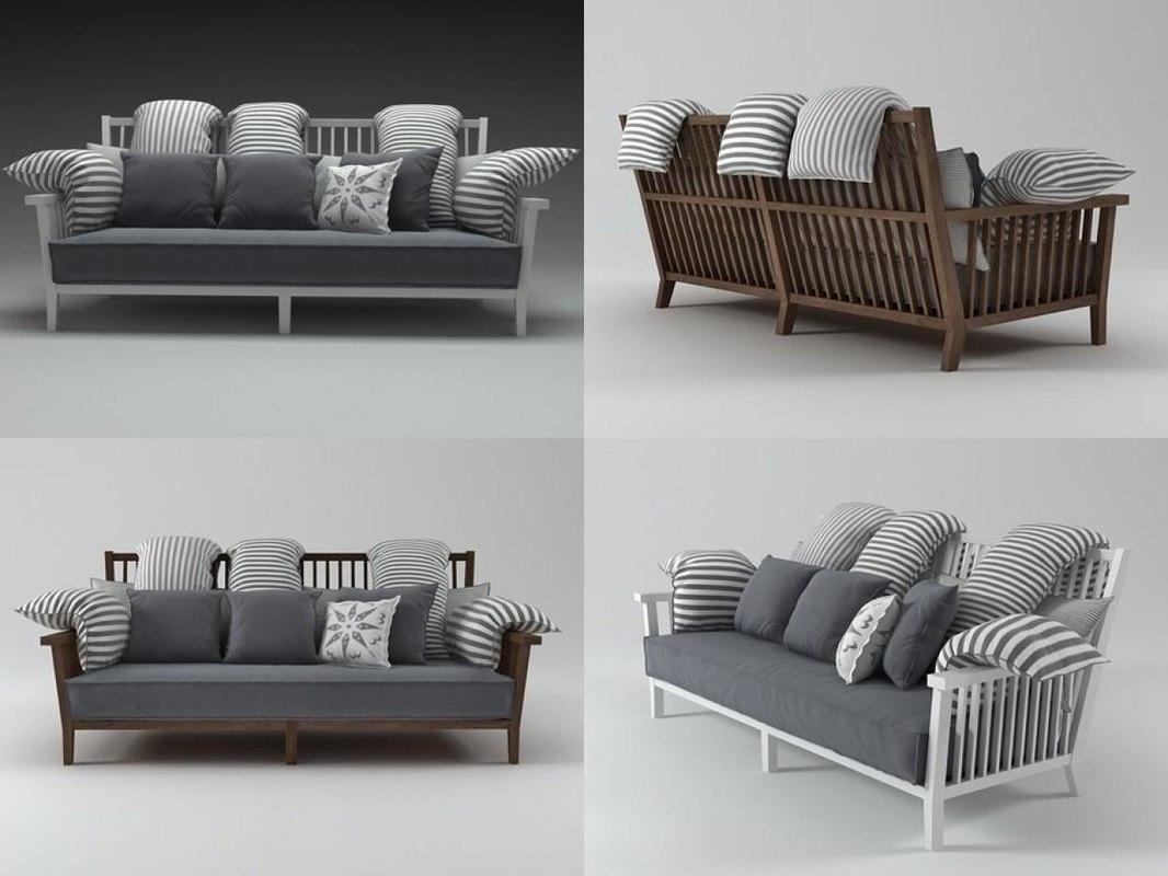gray 03 3D model