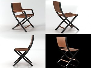3D emily chair