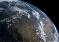 21k Planet Earth - Day & Night