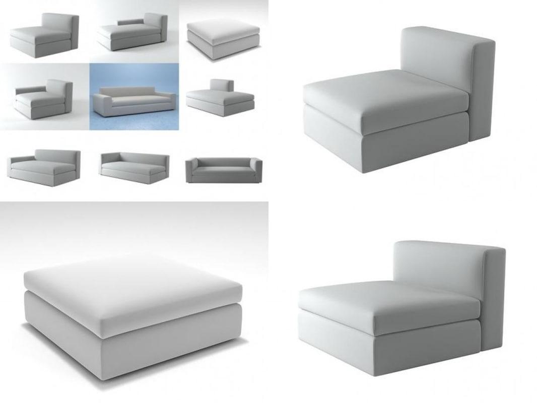 dune sofa model