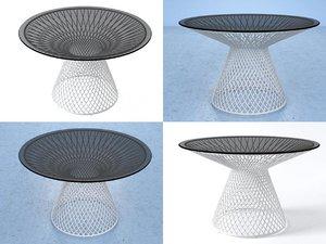 3D heaven dining table 494 model