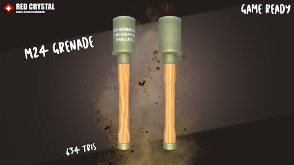 m24 grenade model