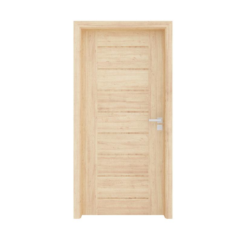 wooden interior door model