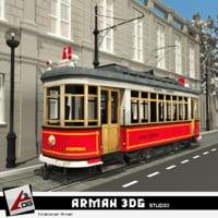 tram model