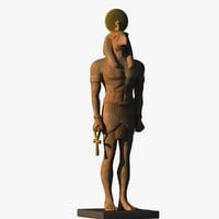 horus egypt 3D model