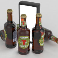beer ipa 3D model