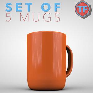 mugs settings model