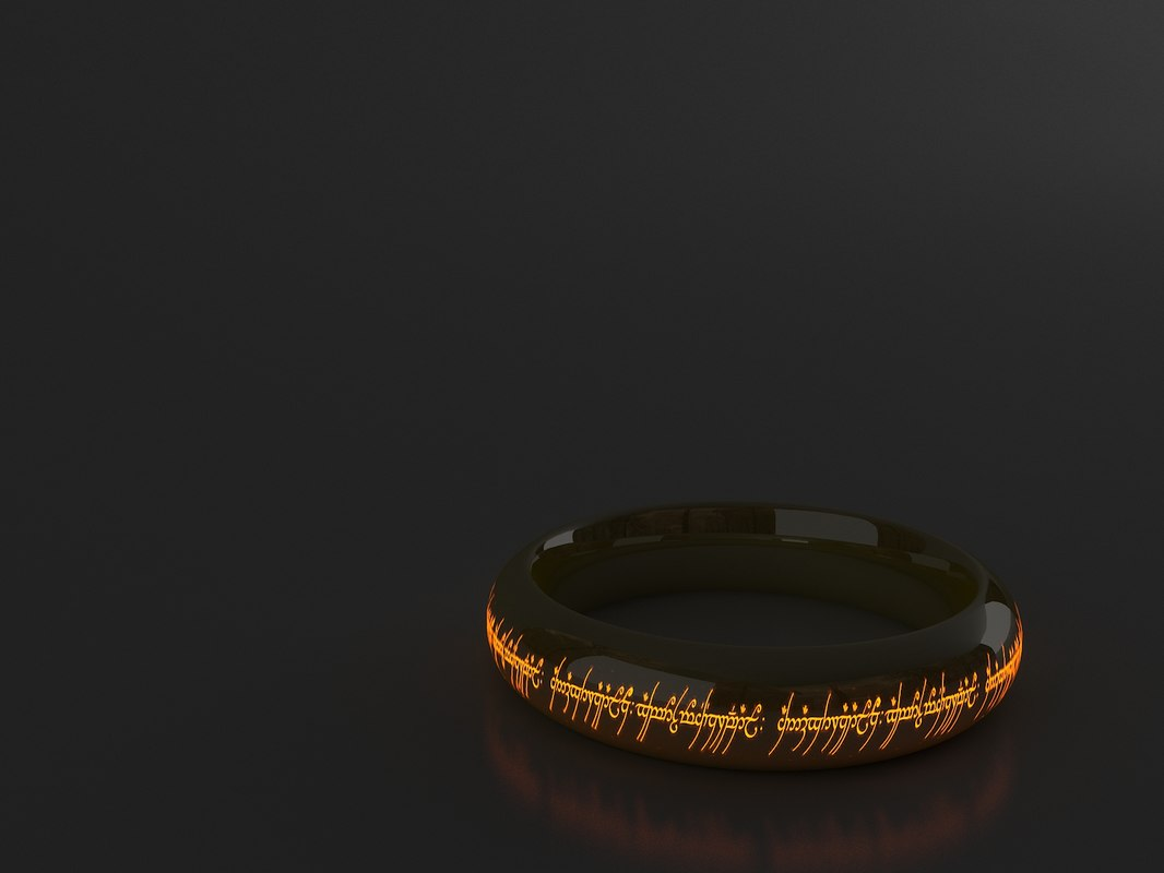 ring lord 3D